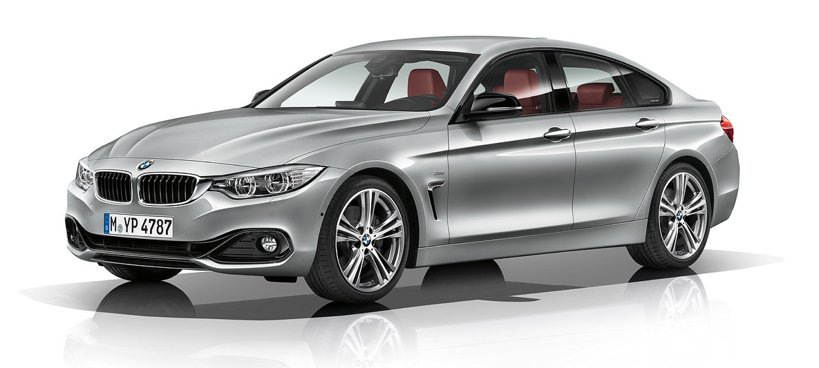 BMW 418i Gran Coupé